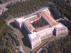 Castello spagnolo di L'Aquila