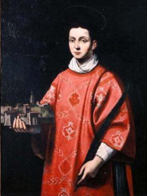 San Massimo d'Aveia, patrono di L'aquila