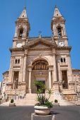 Alberobello, Basilica dei Santi medici Cosma e Damiano. Acquista questo poster