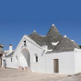 Trullo Sovrano, Alberobello, Puglia. Sito UNESCO Patrimonio dell'umanità. Acquista questo poster