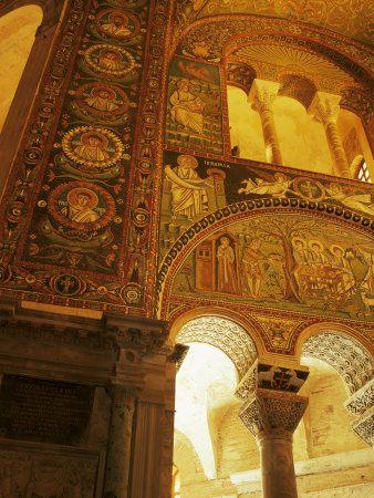 Basilica di San Vitale a Ravenna<br> Acquista questo poster